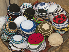 Kippah ban in France