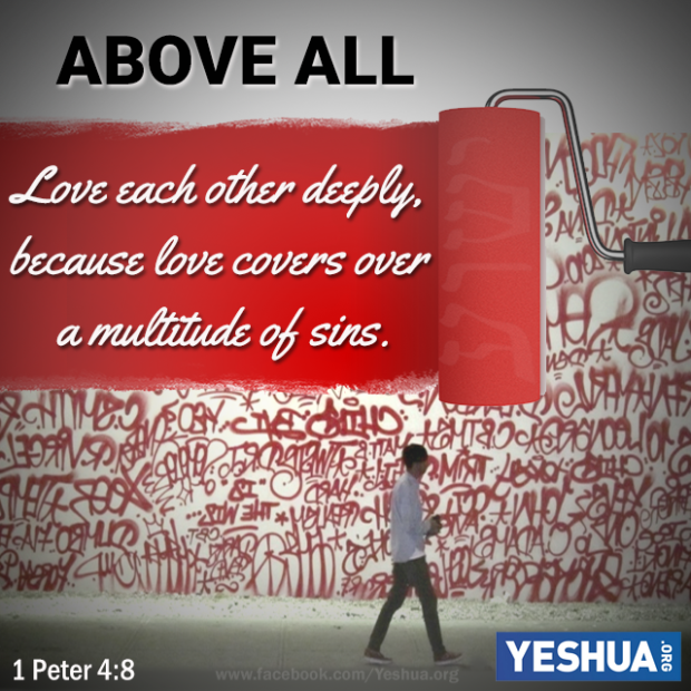 Yeshua: Above All...Love