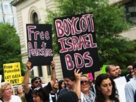 Boycott Israel BDS